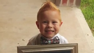 4-year-old's parody video to Magic!'s 'Rude' - Video