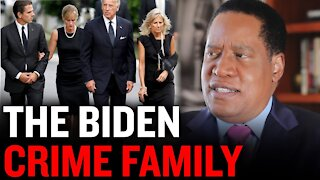 Exposing The Bidens': A Tony Bobulinksi Story | Larry Elder
