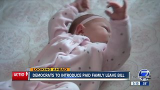 Democrats to introduce paid family leave