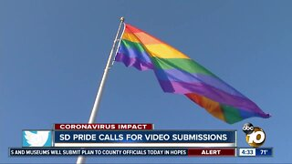 SD pride calls for video submissions