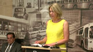 ORBT: Mayor Jean Stothert talks about the benefits of bus rapid transit - Video