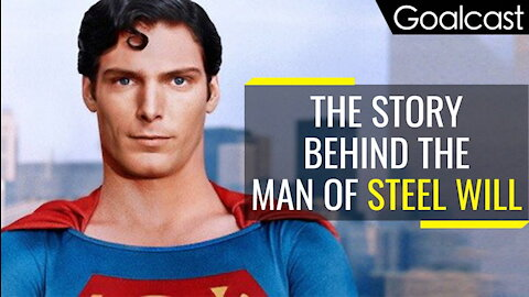 Christopher Reeve: Man of Steel Will