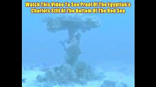 Scientific Proof Moses parted the Red Sea - The Bible is the Truth