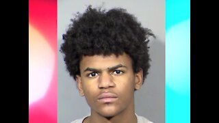 18-year-old charged in deadly Las Vegas shooting