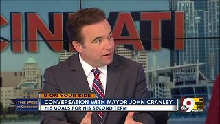 This Week in Cincinnati: Mayor Cranley talks public transportation - Video