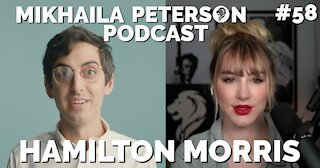 Pharmaceuticals and Psychoactives | Hamilton Morris on The Mikhaila Peterson Podcast #58