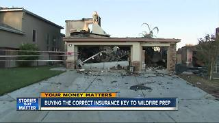 Wildfire prep means buying the right insurance - Video