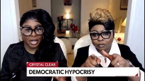 Diamond and Silk Crystal Clear 2-13-21
