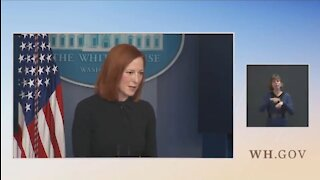 Psaki Refuses To Deny That Biden Sold Out Kids To Teachers Unions