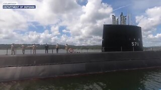 USS Idaho Commissioning Committee works to help the crew of the Navy's next nuclear submarine