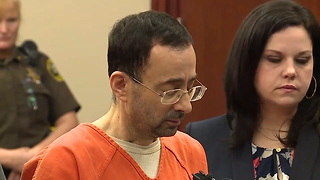After 125 Victims Came Forward, USA Gymnastics Dr Larry Nassar Pleaded Guilty to Criminal Sexual Conduct - Video