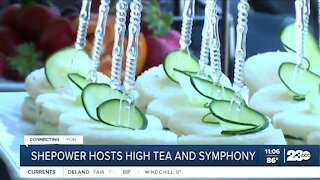 On Mother's Day mothers share what the day means to them at afternoon tea