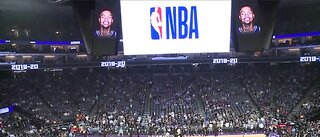NBA's season suspended after player tested positive for coronavirus