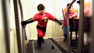 Tips, Tricks, And Fails For Baby Superheroes - Video