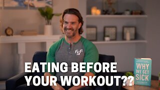 2 Reasons Not To Eat Before A Workout