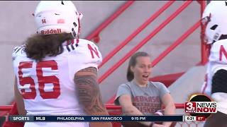 Nebraska Football Practice - Video