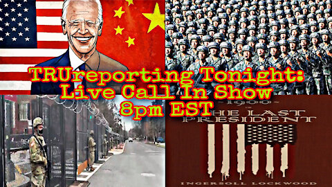 TRUreporting Live Call In Show 1/29/21