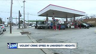 Police investigating multiple reports of cars stolen from Cleveland area gas stations - Video