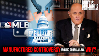 MANUFACTURED CONTROVERSY Around Georgia's Election Reform Law, Why?   Rudy Giuliani   Ep. 127