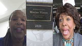 Trump Supporter RIPS Maxine Waters: Getting Paid To Wipe Out Black Community - Video