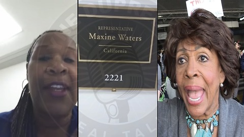 Trump Supporter RIPS Maxine Waters: Getting Paid To Wipe Out Black Community