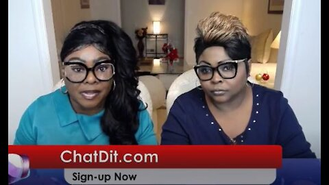 Diamond and Silk on Live Feb 18