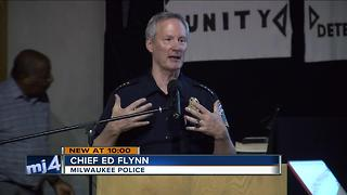 City leaders address violence in town hall meeting