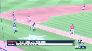 Astros defeat Red Sox - Video