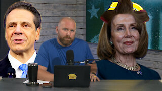 EP 36 Tucker Releases Bombshell Chris Cuomo Audio Brian Stelter Grilled on C-SPAN & Trump's Health