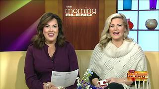 Molly and Tiffany with the Buzz for January 10! - Video