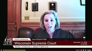 JUDGE THROWS A FIT IN SUPREME COURT! Wisconsin Supreme Court