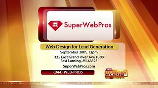 SuperWebPros 9/29/17 - Video