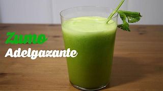 JUGO ADELGAZANTE | ZUMO DETOX - Video