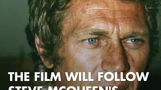 New Steve McQueen Film Has Gary Sinise Narrate - Video