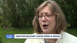 Recovery Center works out differences with neighbors, opens in Medina - Video