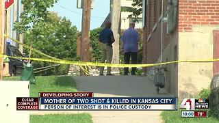 Woman shot and killed near 37th and Woodland - Video