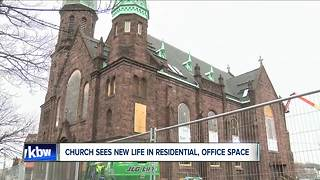 Former Church sees new life in residential and office space - Video