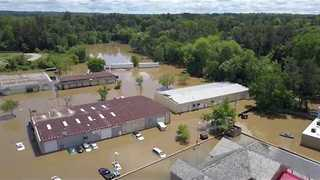 Heavy Rain Leads to Widespread Flooding in Raleigh