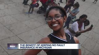 Mother says Michigan's No-Fault Insurance saved daughter's life