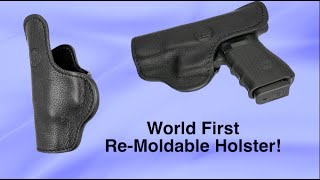 Quartermaster: The World's First Re-Moldable Holster!
