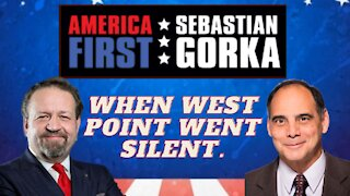 When West Point went silent. Jim Carafano with Sebastian Gorka on AMERICA First