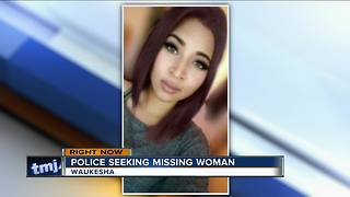 Waukesha Police looking for missing 21-year-old woman - Video