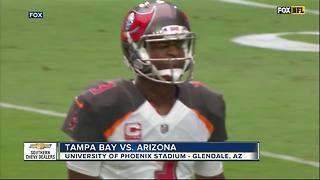 Tampa Bay Buccaneers' comeback falls short in 38-33 loss to Arizona Cardinals - Video