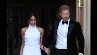 Prince Harry and Meghan actually tied the knot three days before their public wedding