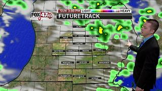 Dustin's Forecast 6-23 - Video