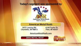 American Metal Roofs - 11/24/17 - Video