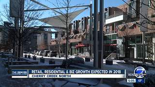 Cherry Creek North development bringing new retail, residential and business space - Video