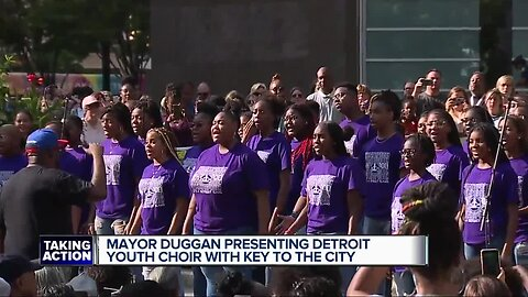 Metro Detroit foundations team up for $1 million endowment for Detroit Youth Choir after 2nd place America's Got Talent finish