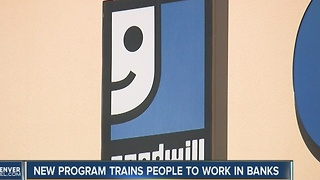 Goodwill Bankworks program - Video
