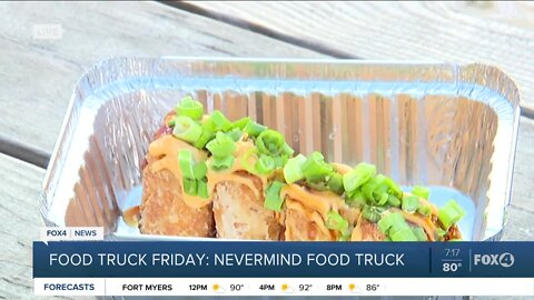 Food Truck Friday: Nevermind Awesome Bar and Eatery